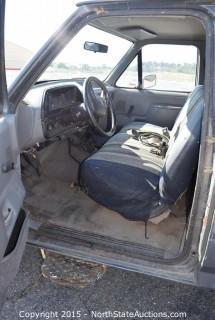 1988 Ford F250 7.3L