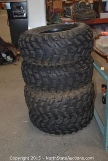 Lot of ATV Tires