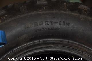 Lot of ATV Tires