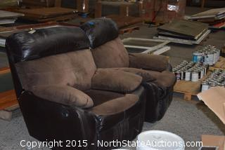 2 Recliners
