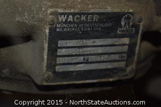 Vibrating Wacker