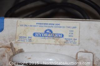 Hydrofarm and Sun System Grow Lights