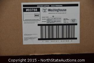 Westinghouse Light Bulbs and Fixtures