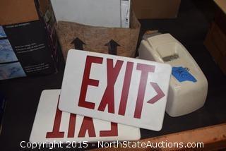 Exit Sighns