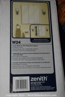 Zenith Medicine Cabnits