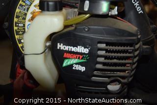 Homelight Back-Pack Blower