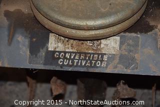 Convertible Cultivator
