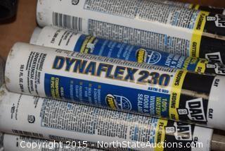 Dynaflex 230 and Concrete Bonding Additive