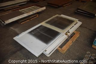 Lot of Entry Doors