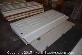 Mixed Lot of Doors