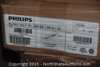 Lot of Philips Light Bulbs