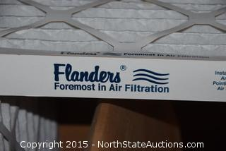 Lot of Flanders Air Filters
