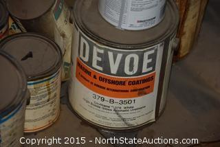Mixed Lot of Paints