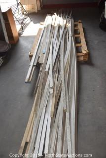 Lot of Crown Molding