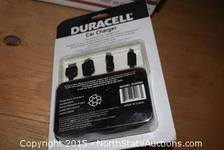 Duracell Car Chargers