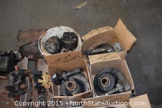 Lot of Car Parts