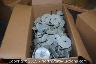 Plastic Lock Plates