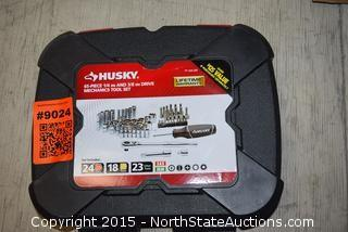 Husky 65 Piece Tool Set