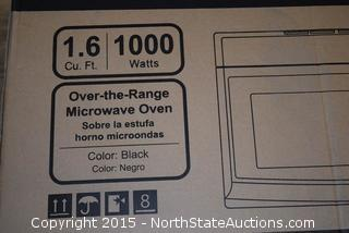 MCA Over Range Microwave Oven