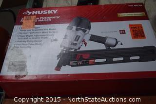 Husky Nail Gun