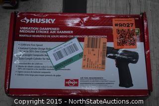 Husky Medium Stroke Air Hammer