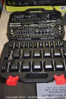 Husky 111 Piece Mechanics Tool Set
