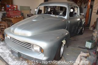 1951 Ford F 100