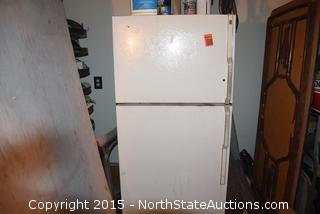 GE Refrigerator with Misc Paints and More