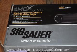 Sig Sauer MCX Air Rifle