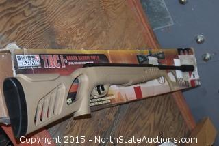 Swiss Arms TAC1 Break Barrel Rifle