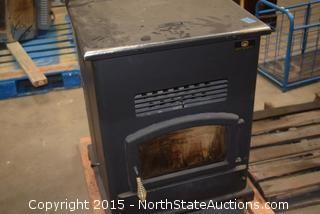 Blackwell pellet stove