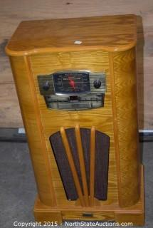 Crosley Record and CD Player