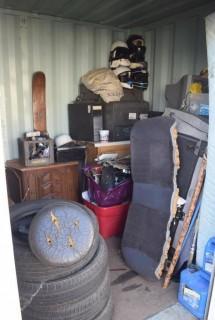 8x12 Storage Unit #12