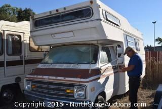 Dodge F30 Sportsman Motor Home