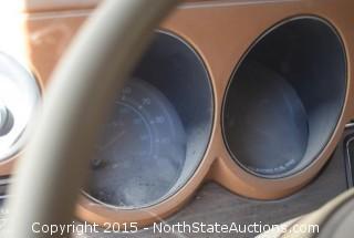 Dodge F30 Sportsman Motor Home