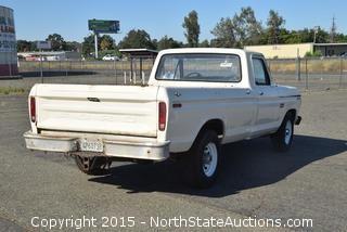1975 Ford Custom f250