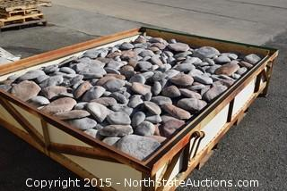 Huge Lot of Decorative Rock