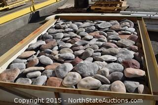 Another Huge Lot of Decorative Rock