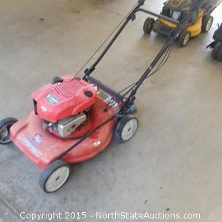 "Troy Bilt 21"" Mower"