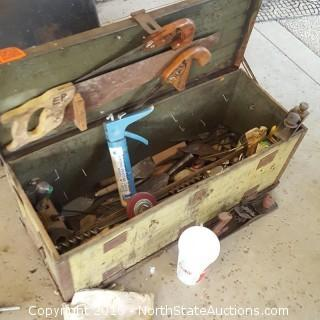Mixed Lot of Hand Tools