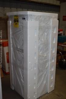 Magic Chef 10.1 Cu. Ft. Frost Free  Refrigerator