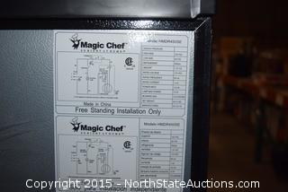 Magic Chef Two Door Refrigerator