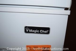 Magic Chef Chest Freezer