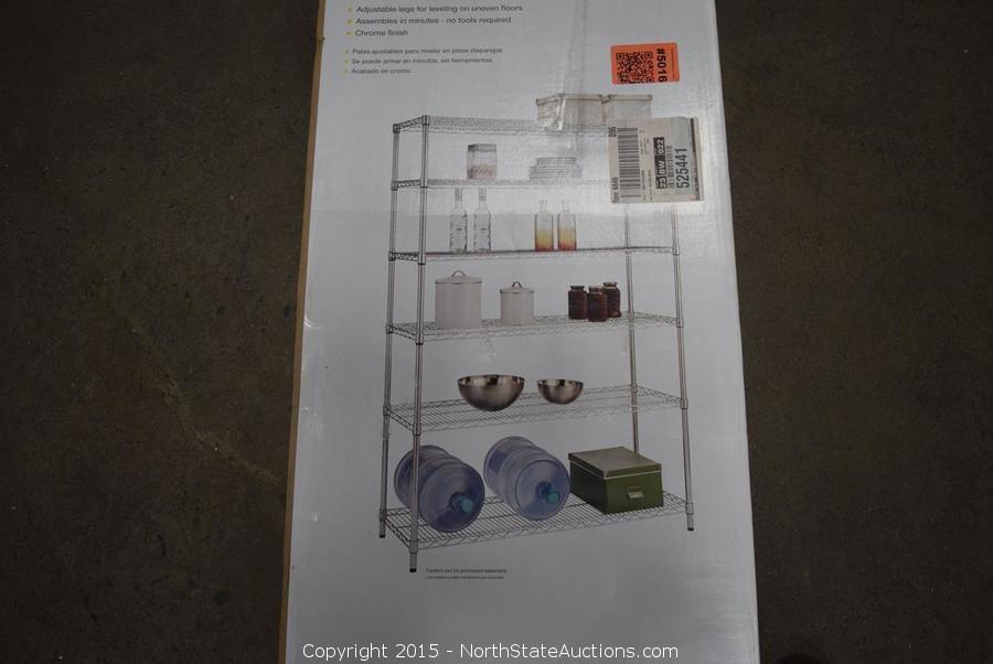 December HomeDepot Auction