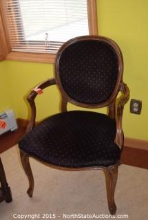 2 Century Chairs