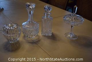 Crystal Glass Ware