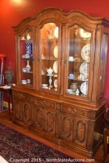 China Hutch Without Contents