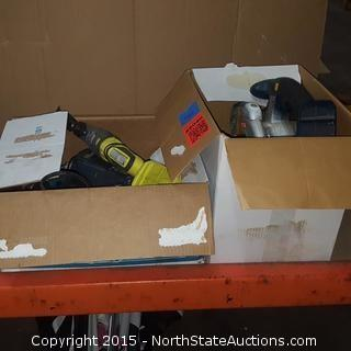 Lot of Misc Power Tools