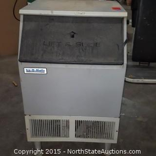 Ice-O-Matic Commercial Ice Maker