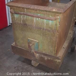 Steel Dump Bucket